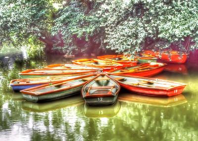 Dream boats.