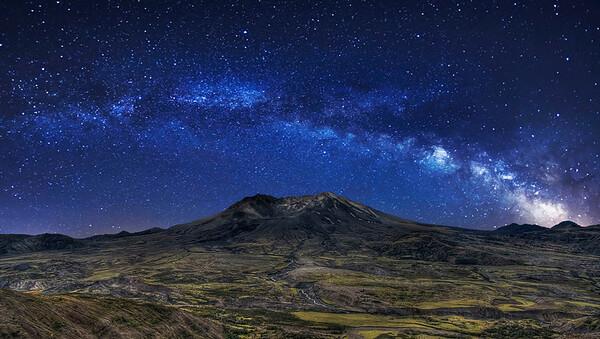 Mt. St. Helens #1